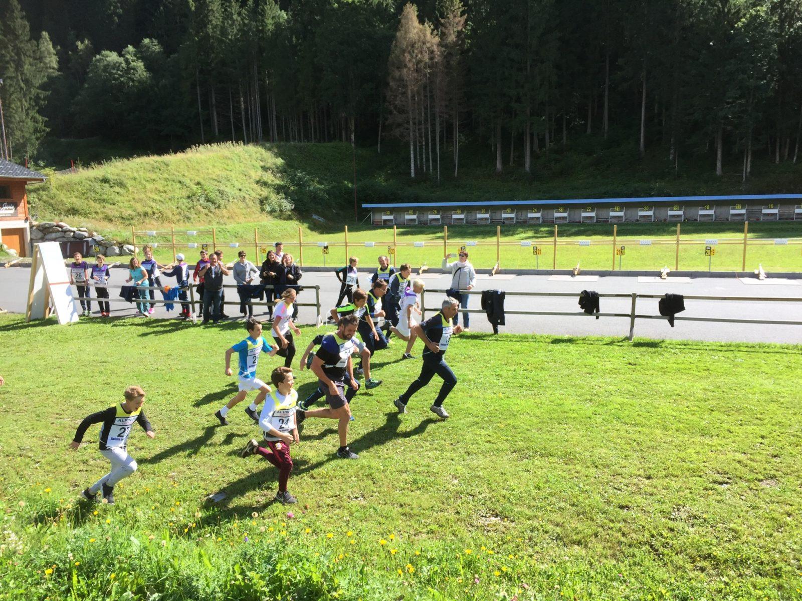 Challenge biathlon