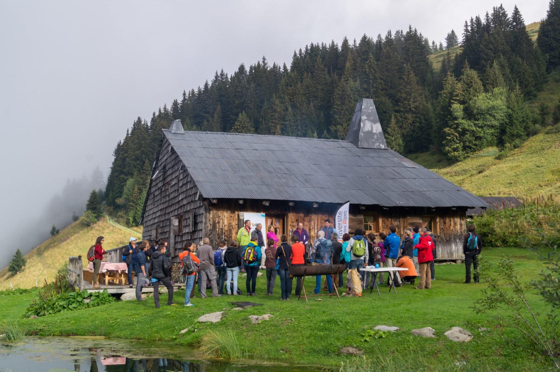 Séminaire Alpinum Events